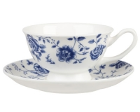 Чайная пара Churchill Blue Story Rose Chintz 200мл