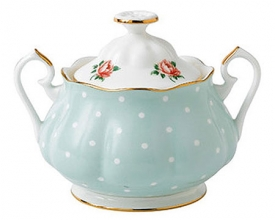 Сахарница Royal Doulton Polka Rose Vintage 350мл
