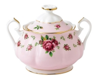 Сахарница Royal Doulton New Country Roses Pink Vintage 350мл