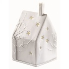 Подсвечник Räder Xmas light house Tree&stars 7х7х10см