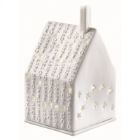 Подсвечник Räder Xmas light house Xmas&Stars 7х7х10см