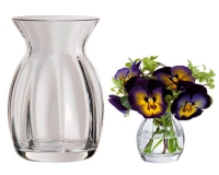 Ваза для цветов Dartington Crystal Florabundance Pansy 9,5см