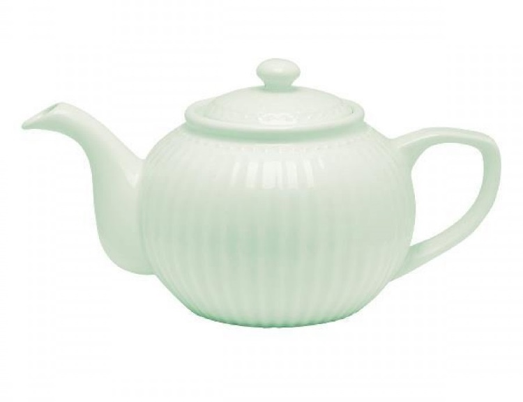 Чайник Greengate Alice pale green 1л