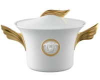 Супница Rosenthal Medusa Meandre d' Or 2,3л
