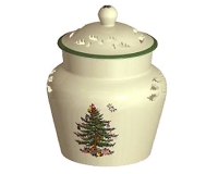Банка для имбиря Spode Christmas Tree 15см
