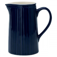 Кувшин Greengate Alice dark blue 1л