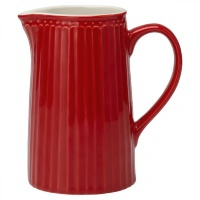 Кувшин Greengate Alice red 1л